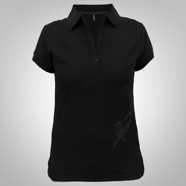 Damen Polo-Shirt 'K' S